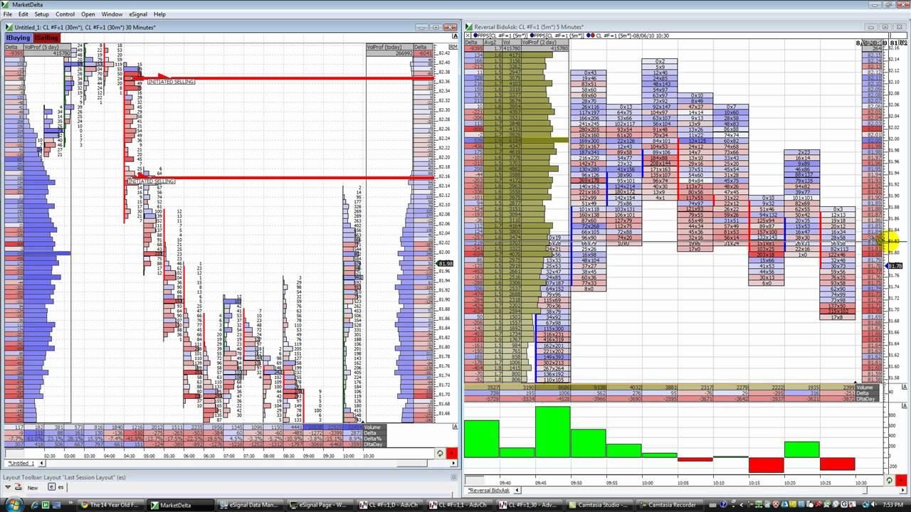 Программа для анализа кластеров объема